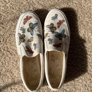 Keds X Riffle Paper Co Butterfly Shoes